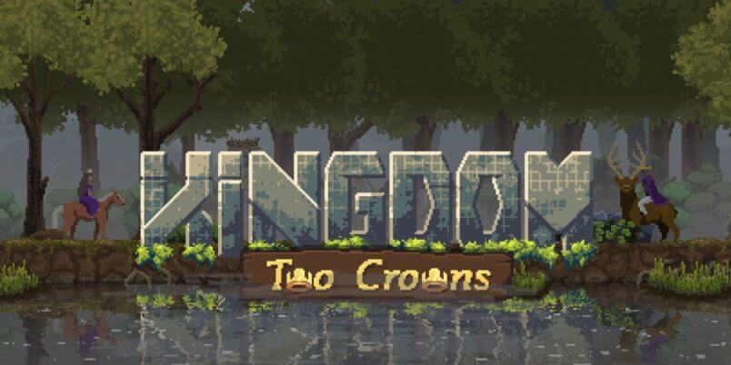 Kingdom: Two Crowns logo