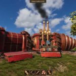 Volcanoids – A steampunk adventure!