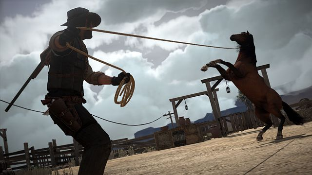 Red Dead Redemption 2 Lasso