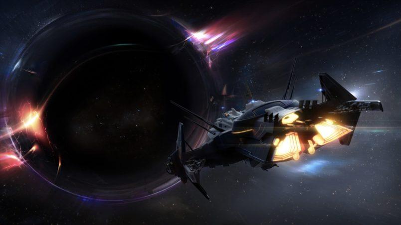 Star Citizen Black Hole