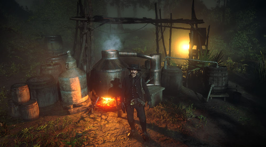 A Guide to Moonshining in Red Dead Redemption 2 • PopcornGamer