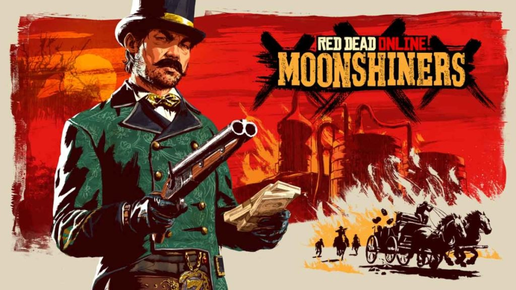 Moonshiners Red Dead Redemption 2