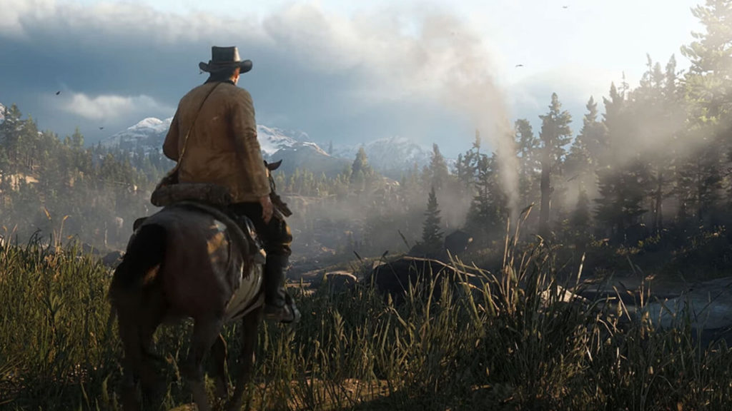 Moonshine Red Dead Redemption 2
