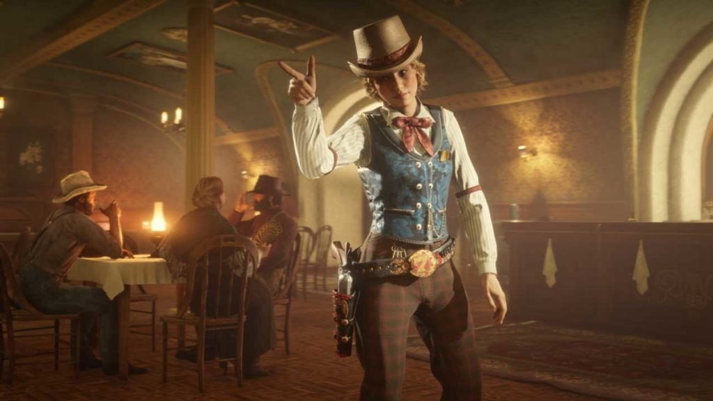 Moonshiners in Red Dead Redemption 2 will require swag.